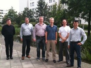 Teilnehmer der CSE-C Prüfung 2012