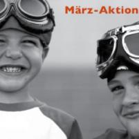 """März-Aktion """"Immer zu zweit"""""""