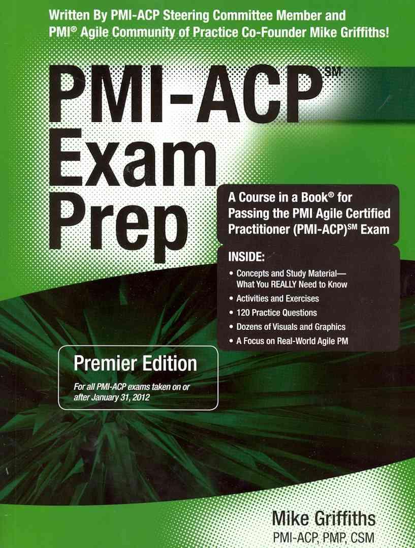 Buchcover PMI-ACP℠ Exam Prep