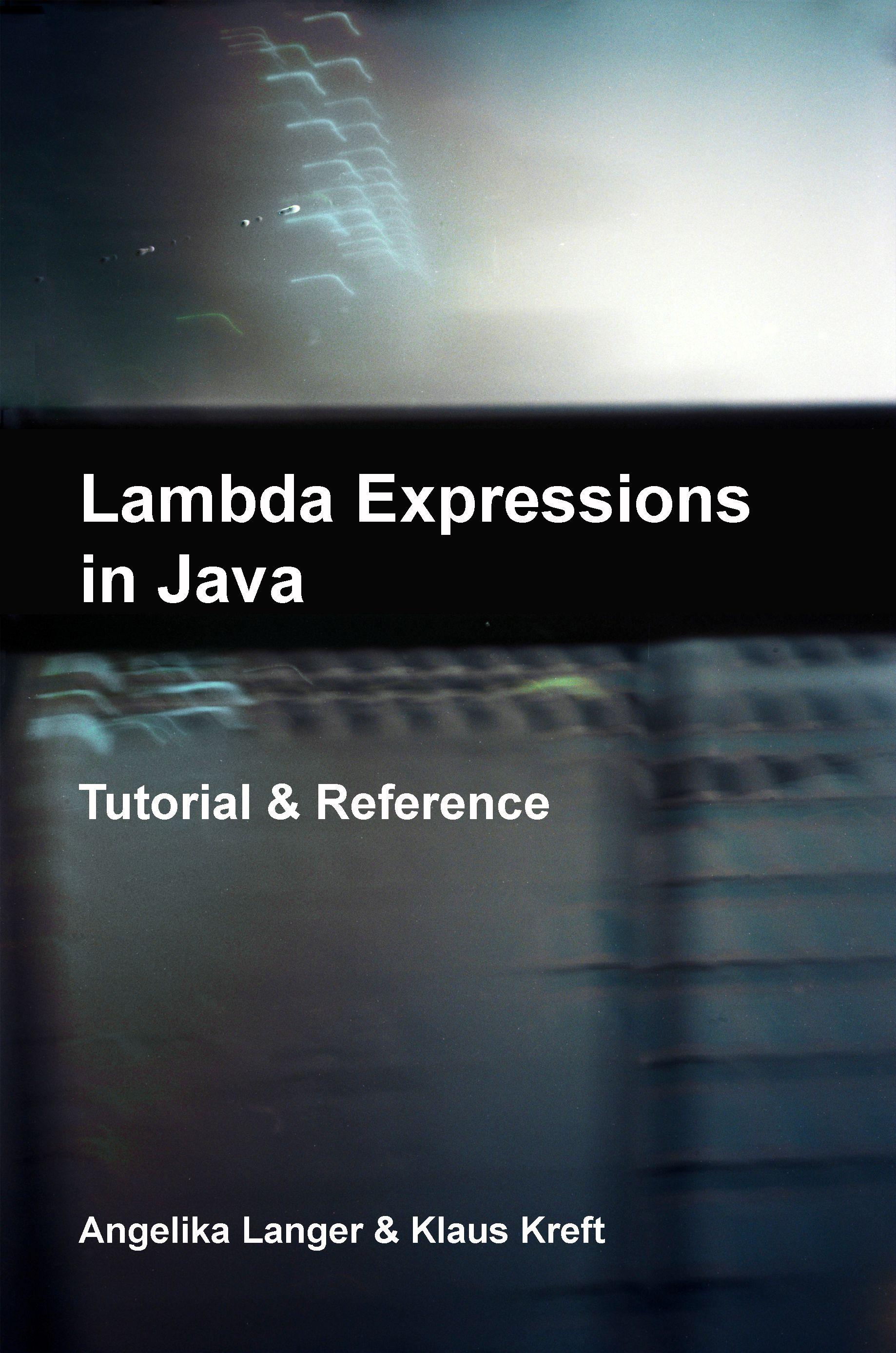 Lambda Expressions in Java