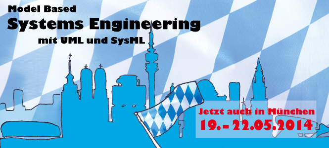 Model Based Systems Engineering in MÜNCHEN