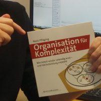 Organisation für Komplexität - das neue Buch von Niels Pfläging