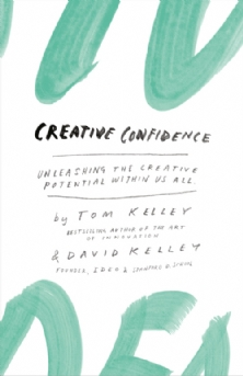 Book Cover_Creative Confidence_Unleashing the Creative Potential within us all