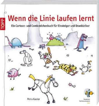 Buch Cover_Wenn die Linie laufen lernt