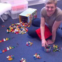…die Vorbereitungen für das Basis-Seminar zur LEGO® Serious Play® Methode laufen auf Hochtouren ;-)