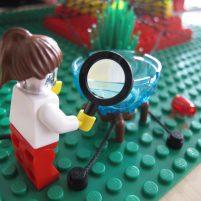 Über die Einsatzmöglichkeiten und Wirkkraft von LEGO®-Steinen