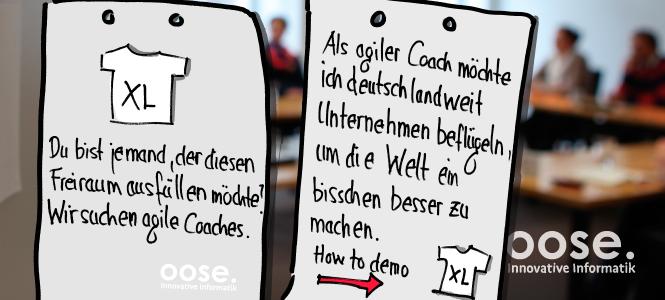 Agile Coaches gesucht