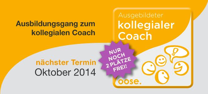 Kollegialer Coach ab Oktober_Violett