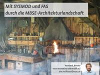 MBSE-Architekturlandschaft