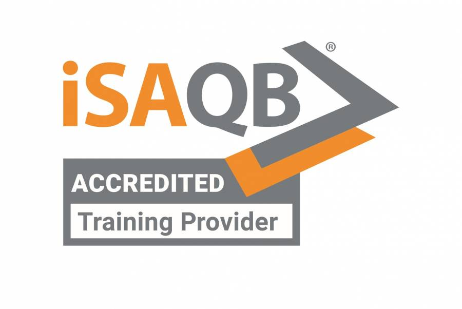 Logo iSAQB Accredited Trainings Provider