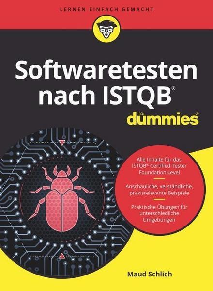 Buchcover Softwaretesten nach ISTQB für Dummies
