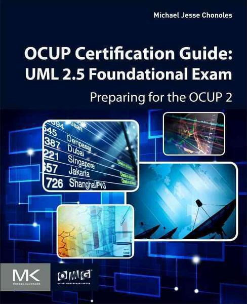 Buchcover OCUP Certification Guide UML 2.5 Foundational Exam