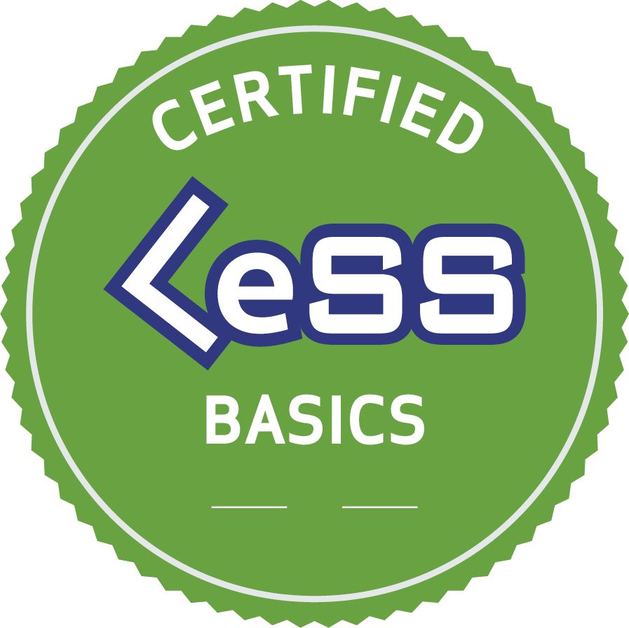 Certified LeSS Basics - Overview of LeSS