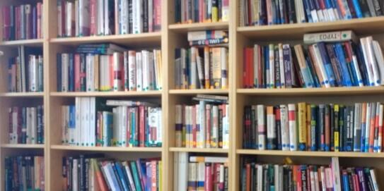 Ein Auszug unserer Bibliothek