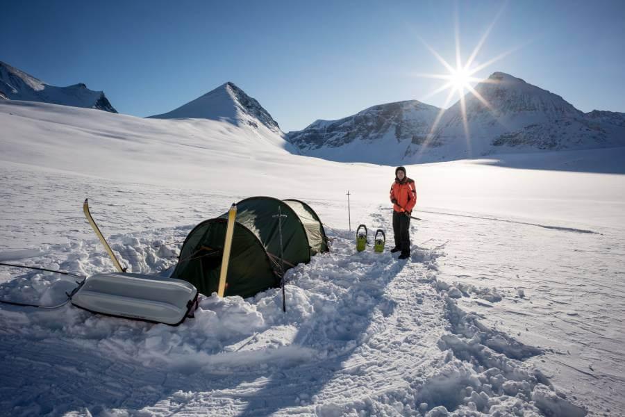 agile Polarwanderung