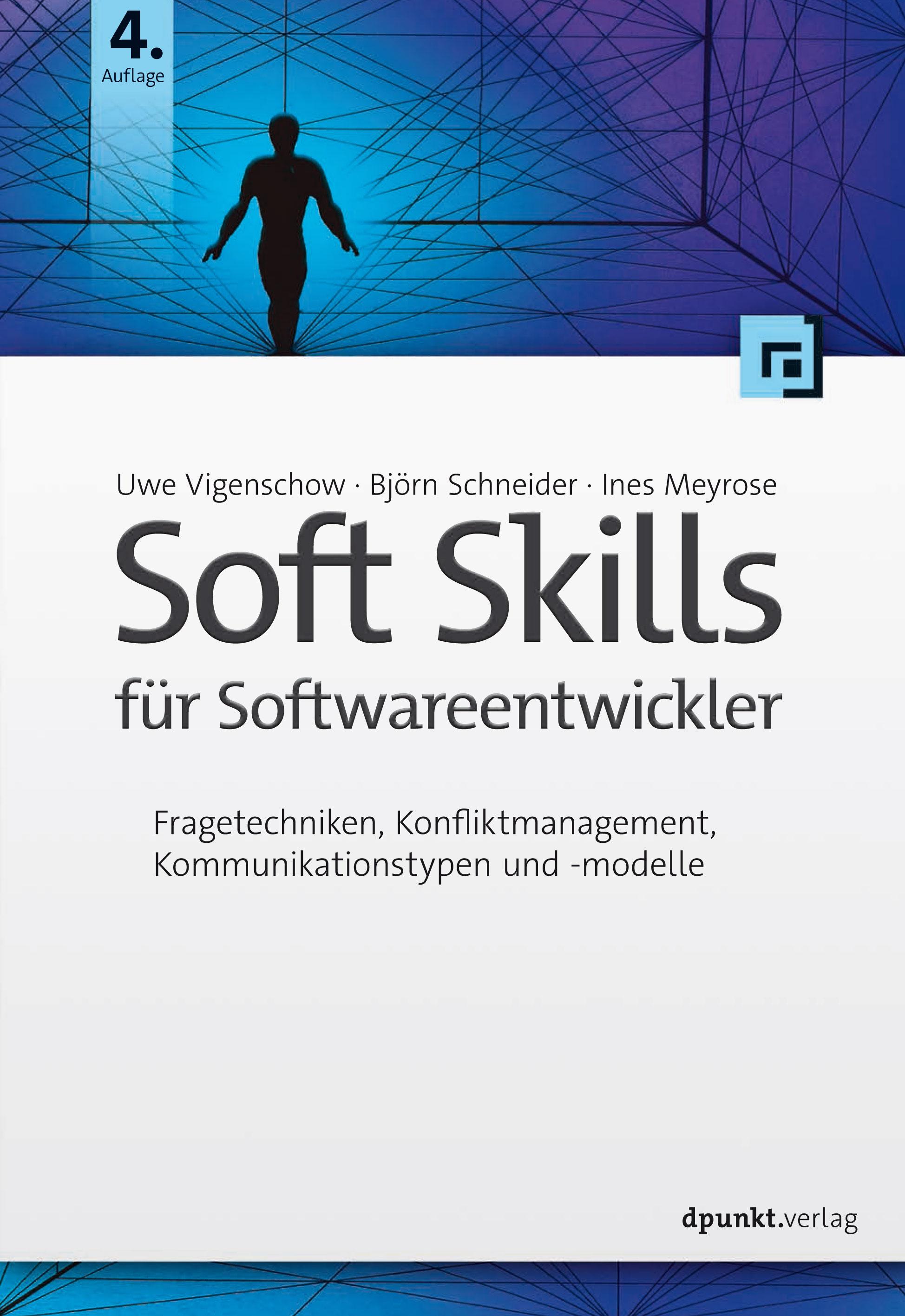 Buchcover Soft Skills für Softwareentwickler