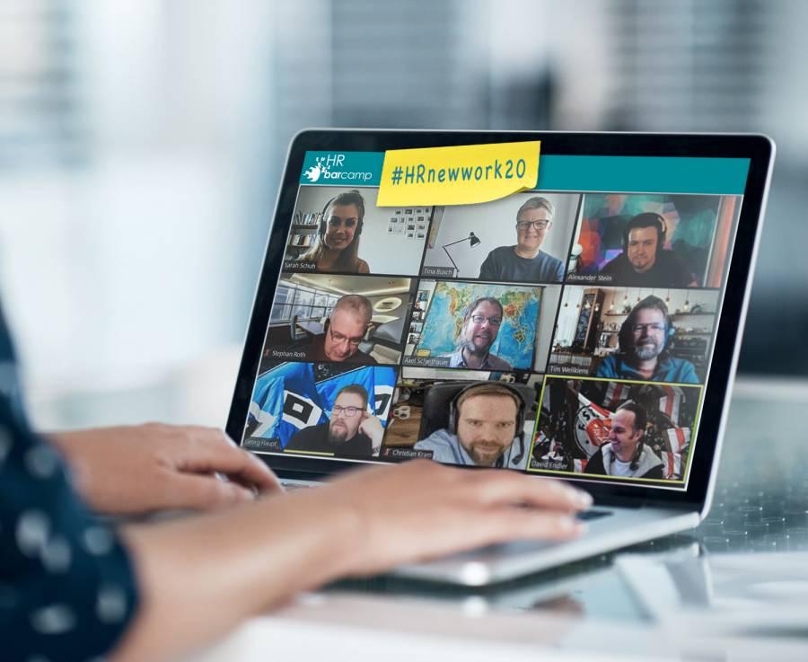 HR Barcam online 2020